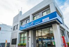 海邦銀行港川支店