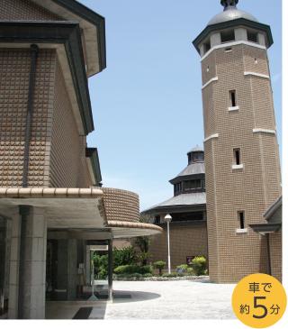 浦添市立美術館